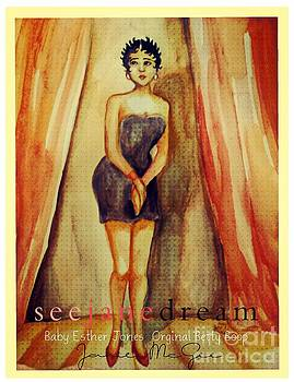 The Real Betty Boop  by Janie McGee