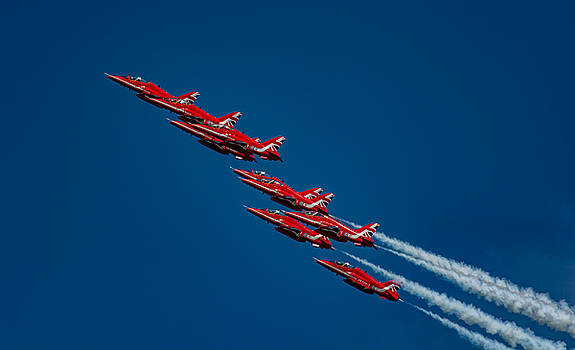 The Red Arrows by David Attenborough