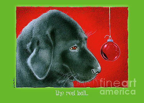 Will Bullas - the red ball...