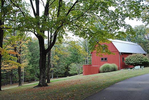 Jost Houk - The Red Barn