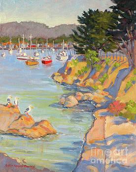 The Red Boat by Rhett Regina Owings