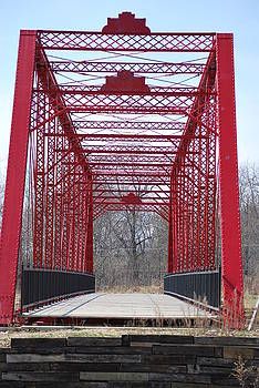 Michelle  BarlondSmith - The Red Bridge
