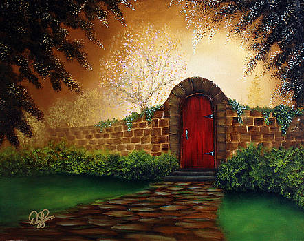 The Red Door by David Kacey