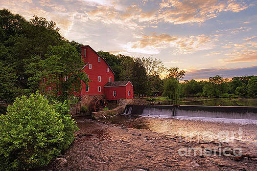 The Red Mill by Cathy Alba