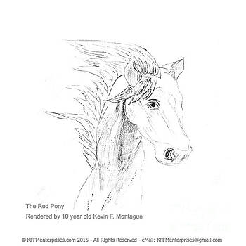 The Red Pony by Kevin Montague