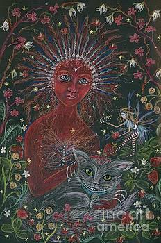 The Red Queen by Dawn Fairies