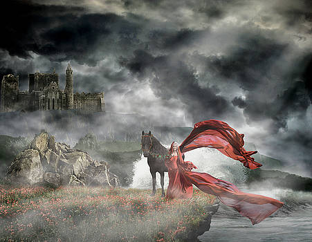 The Red Queen II by Jamie Mammano
