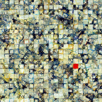 The Red Square by Antonella Torquati