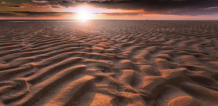 The Rippling Sand by Dapixara Artist