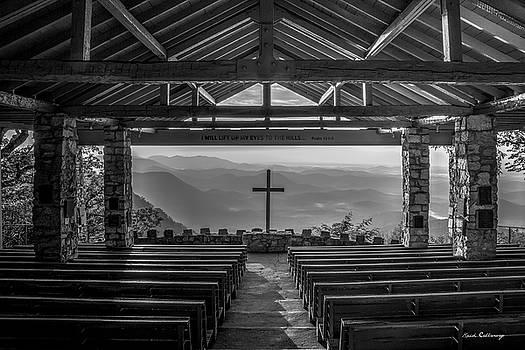 Reid Callaway - The Risen Sun 2 Pretty Place Chapel YMCA Greenville Great Smoky Mountains Art