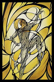 Rising Man by Bruce MacBride