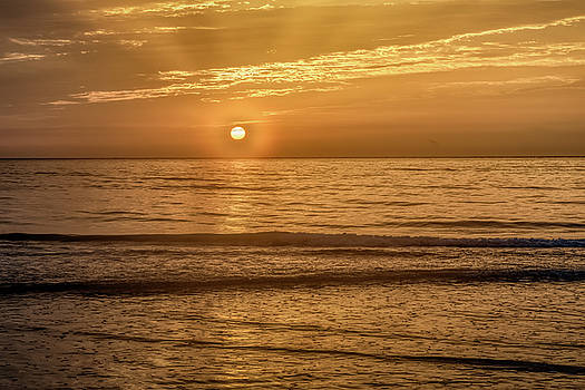 The Rising of the Sun by John M Bailey