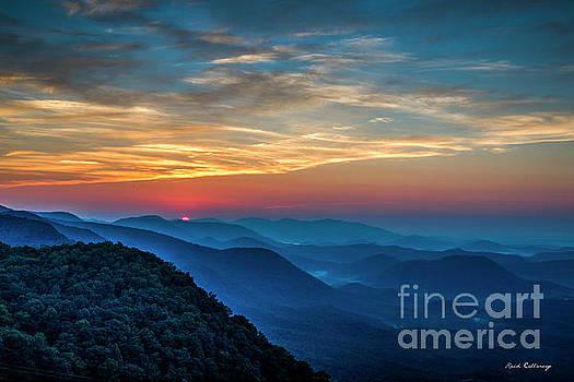 Reid Callaway - The Rising Sun Pretty Place Chapel Greenville S C Great Smoky Mountain Art