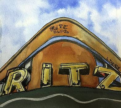 The Ritz by Lynn Takacs