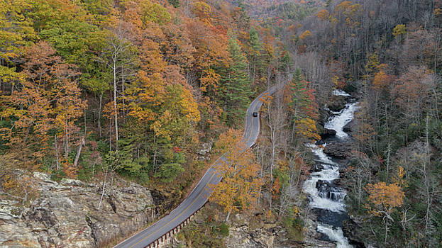 The River and The Road by Eric Haggart