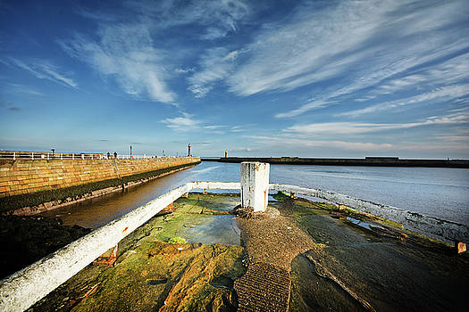 The River Esk by Nichola Denny
