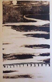 The River by Ilona Petzer
