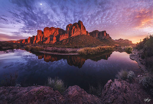 The River Speaks by Peter Coskun