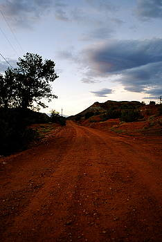 The road ahead by Wendy Girard