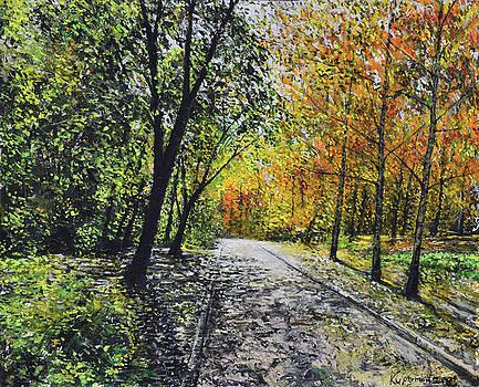 The Road by Eugene Kuperman