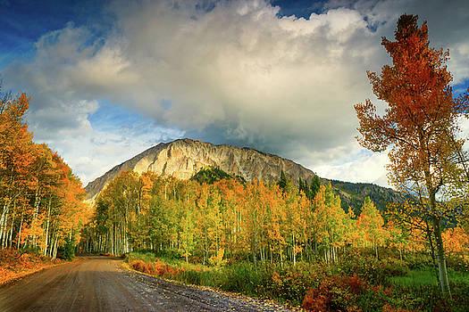 John De Bord - The Road To Marcellina Mountain