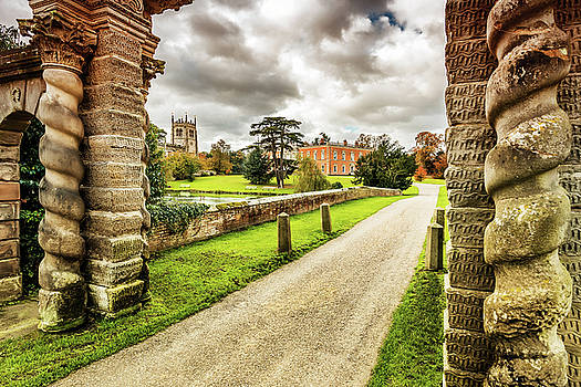 The Road to Staunton Harold  by Nick Bywater