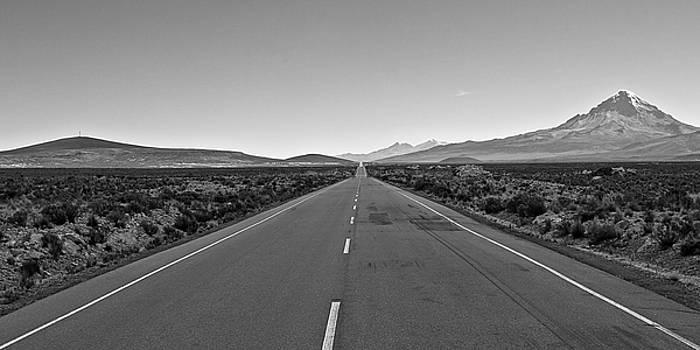 The Road To Tomorapi by Ron Dubin
