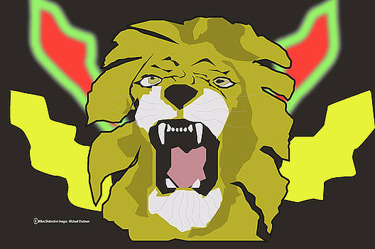 The Roaring Lion by Michael Chatman