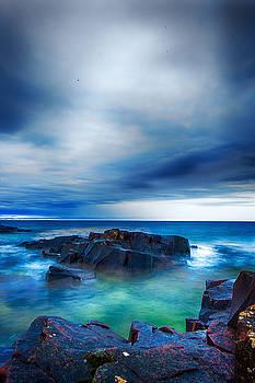The Rock by Bill Frische