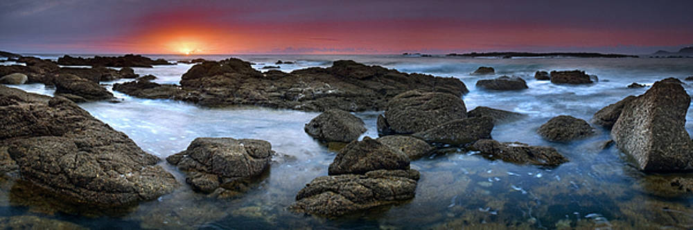 The Rock labyrinth by John Chivers