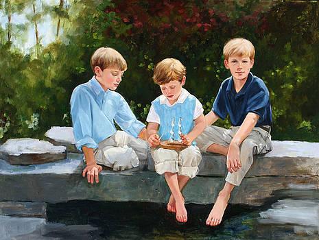 Chris  Saper - The Rock Pond Boys