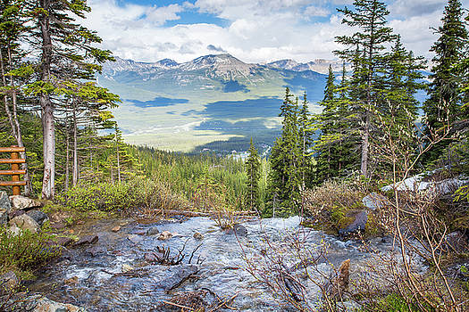 The Rockies by Stuart Gennery