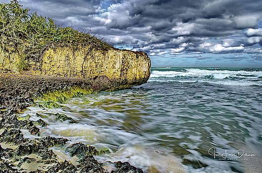 The rocks by Jean-Louis Delhaye