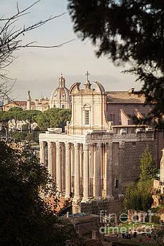 Sophie McAulay - The roman forum archaeological park