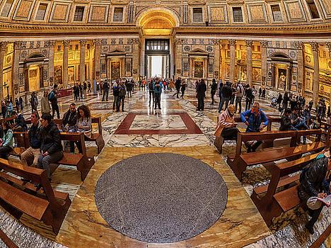 Stephen Barrie - The Roman Pantheon