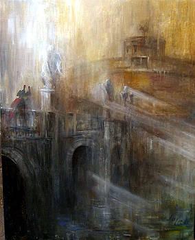 The Rome Patrol by Elisabeth Nussy Denzler von Botha