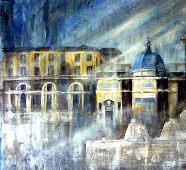 The Rome Patrol II by Elisabeth Nussy Denzler von Botha