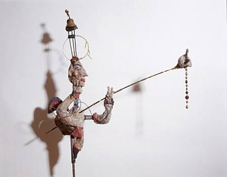The Rope Dancer by Mirel Goldenberg