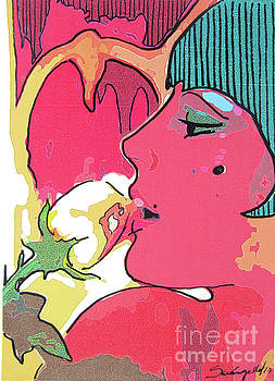 The Rose by Raquel Sarangello