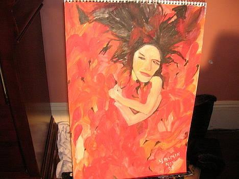 The Rose by Zeenath Diyanidh
