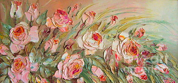 The roses by Elena Yalcin