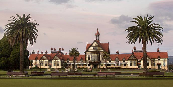 Venetia Featherstone-Witty - The Rotorua Museum of Art and History