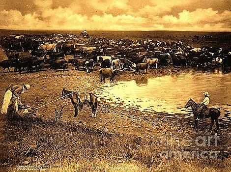 Peter Gumaer Ogden - The Round Up Arkansas City Kansas 1909