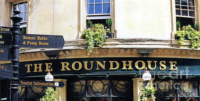 The Roundhouse Pub Bath England by John S