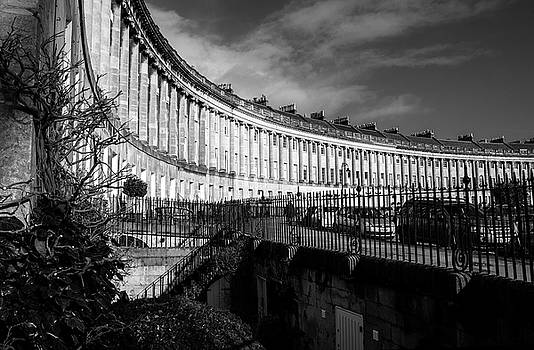The Royal Crescent by Claire Wilson