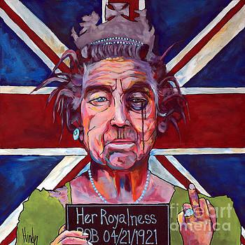 David Hinds - The Royal Flush