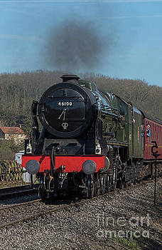 The Royal Scot 1 by David  Hollingworth