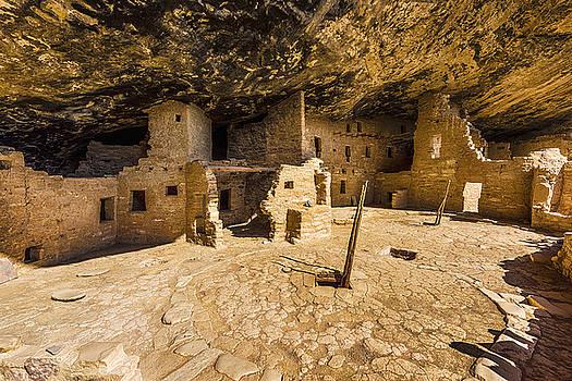 The Ruins of Mesa Verde by Benjamin Sullivan
