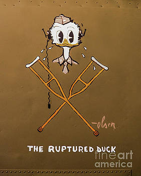 Jon Burch Photography - The Ruptured Duck