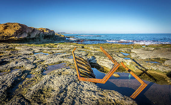The Rusty Steps by Gary Gillette